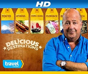 Bizarre Foods: Delicious Destinations: Season 1
