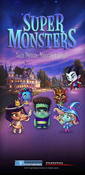 Super Monsters: Season 1