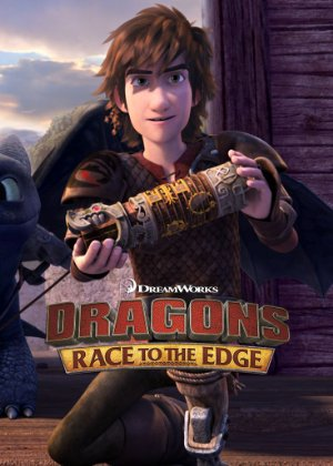 Dreamworks Dragons: Race To The Edge: Season 5