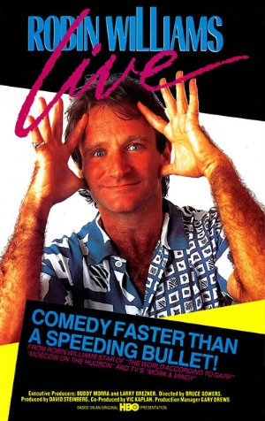 Robin Williams: An Evening At The Met