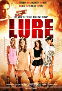 A Lure: Teen Fight Club