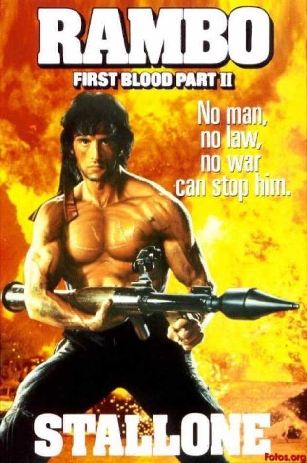 Rambo 2: First Blood Part 2