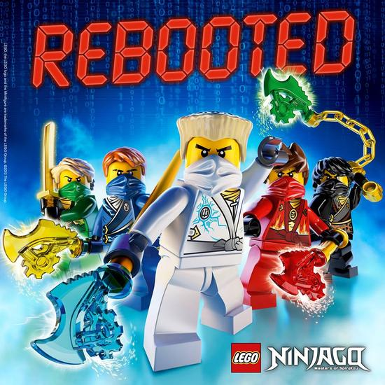 Ninjago: Masters Of Spinjitzu: Season 3