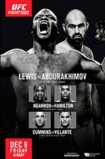 Ufc Fight Night 102 : Lewis Vs. Abdurakhimov